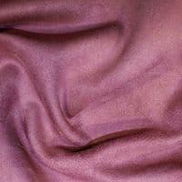 Luxury SUEDE BACKED Neoprene Scuba Wet suit Fabric Material - ROSE